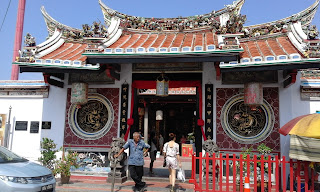 The Cheng Hoon Teng Temple, Malacca Malaysia