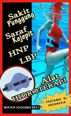 TAlat Hdroterapi dan Belajar Berenang