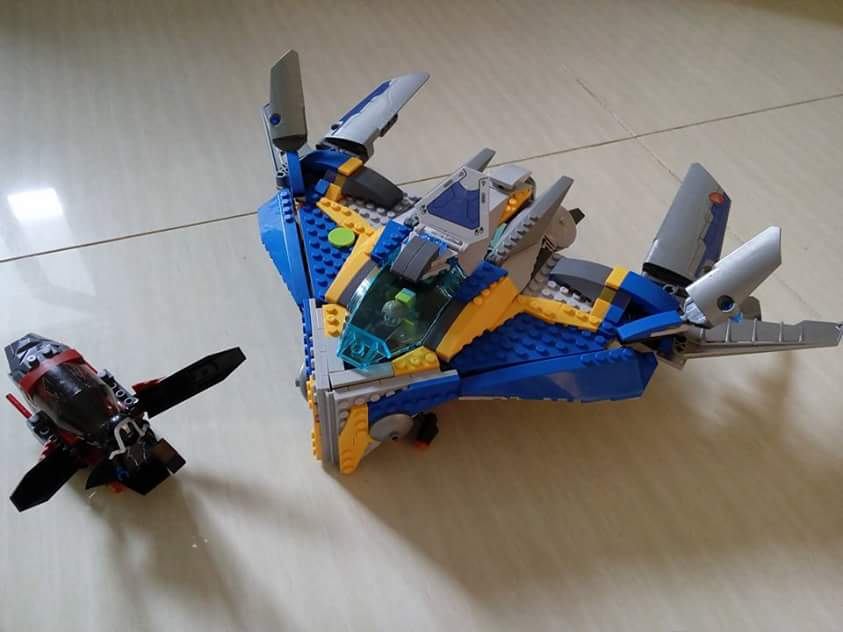 Mainan lego murah mainan lego kw solusi nya mainan - Avion de chasse en lego ...