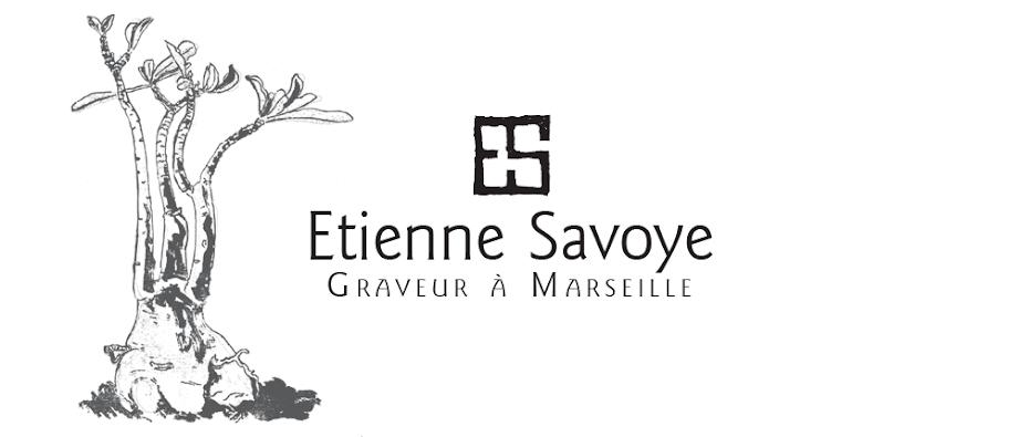 E. Savoye - Gravures