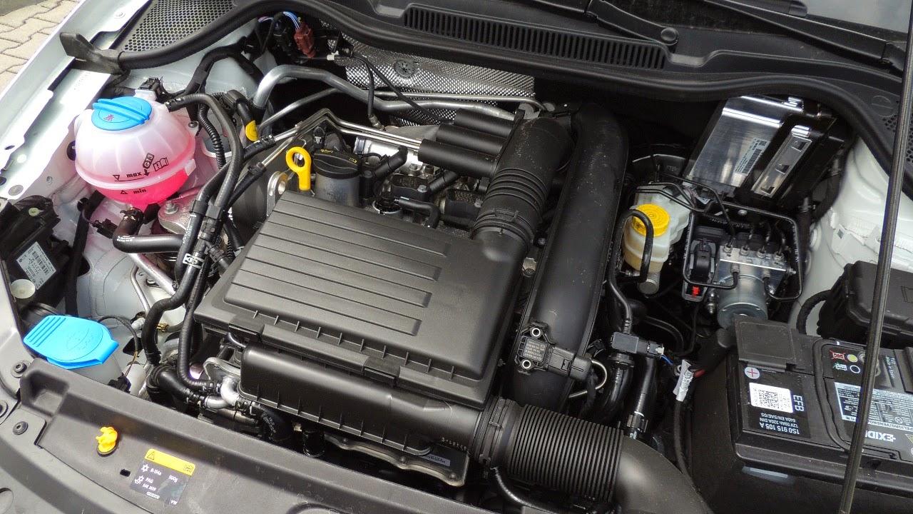 Volkswagen Polo - silnik 1.2 TSI