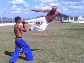 Grupo de Capoeira Jacobina Arte - CM Pirulito Mairi-BA.
