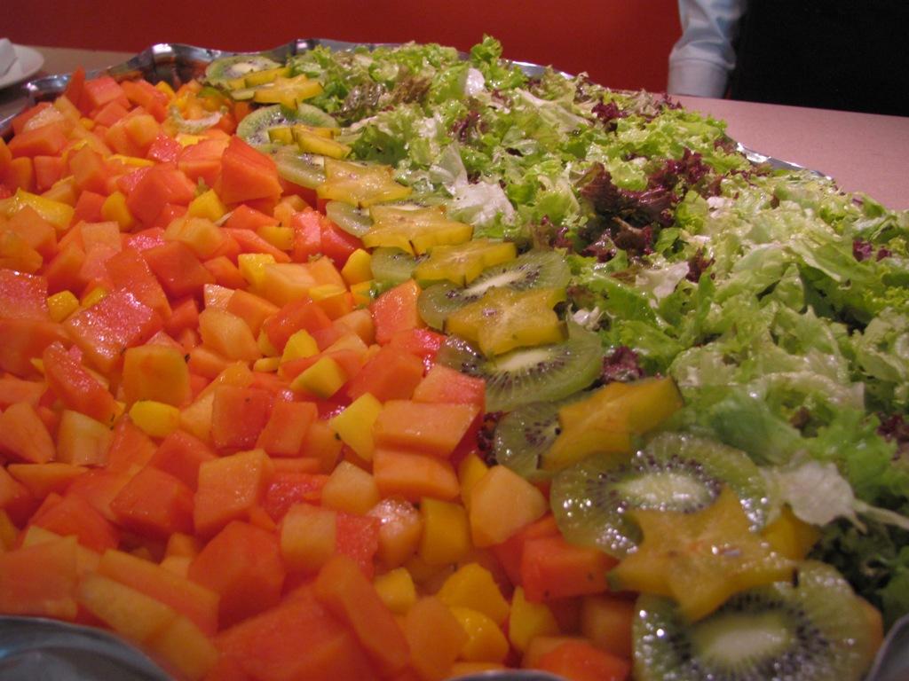 Liliana caro decoraci n y planificaci n de bodas y eventos - Decoracion de ensaladas ...
