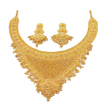 Gold Wedding Jewelry on Indian Gold Jewelry Designs Bridal Jewelry