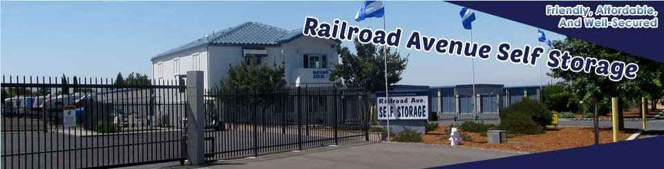 Railroad Ave Self Storage