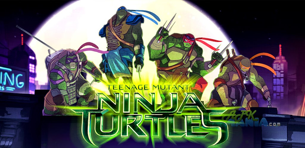 Download Teenage Mutant Ninja Turtles Apk + Data