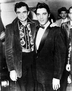 Elvis e Johnny Cash