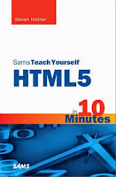 Teach Yourself HTML5 in 10minutes Free Book Download