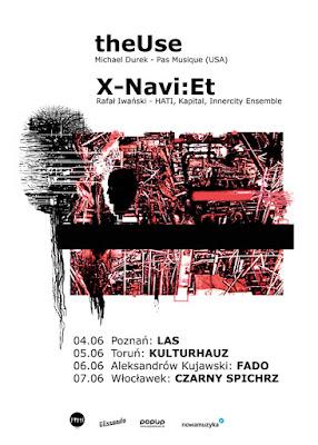 Koncerty theUse i X-Navi:Et