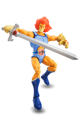 Lion on Metal Toys  Lion O   Thundercats Classics R  179 90