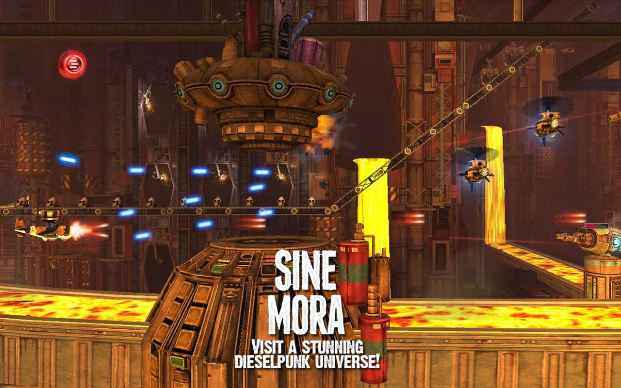 Sine Mora Arcade Action Android Game