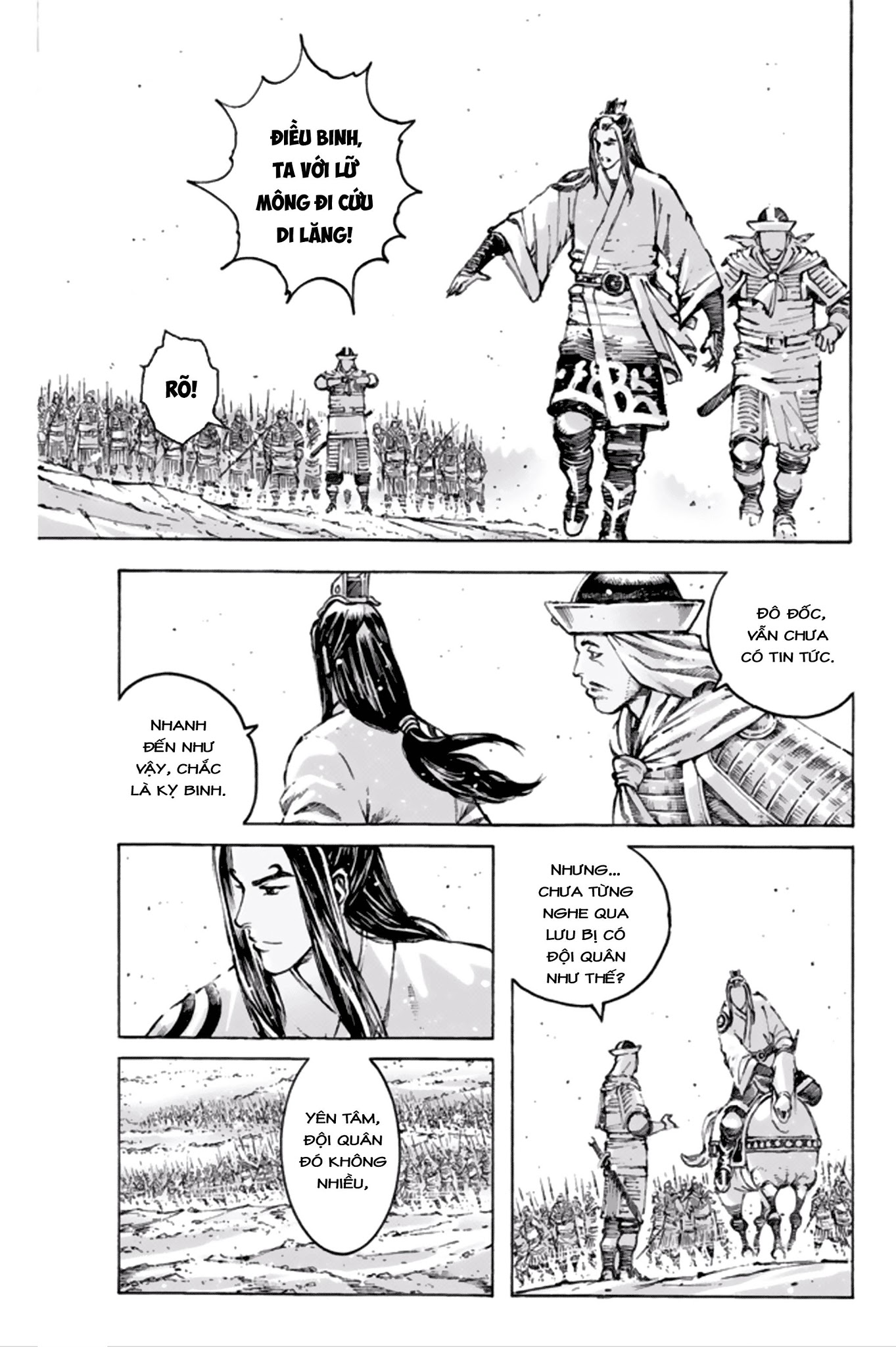 Hỏa Phụng Liêu Nguyên chap 487 Trang 8 - Mangak.info