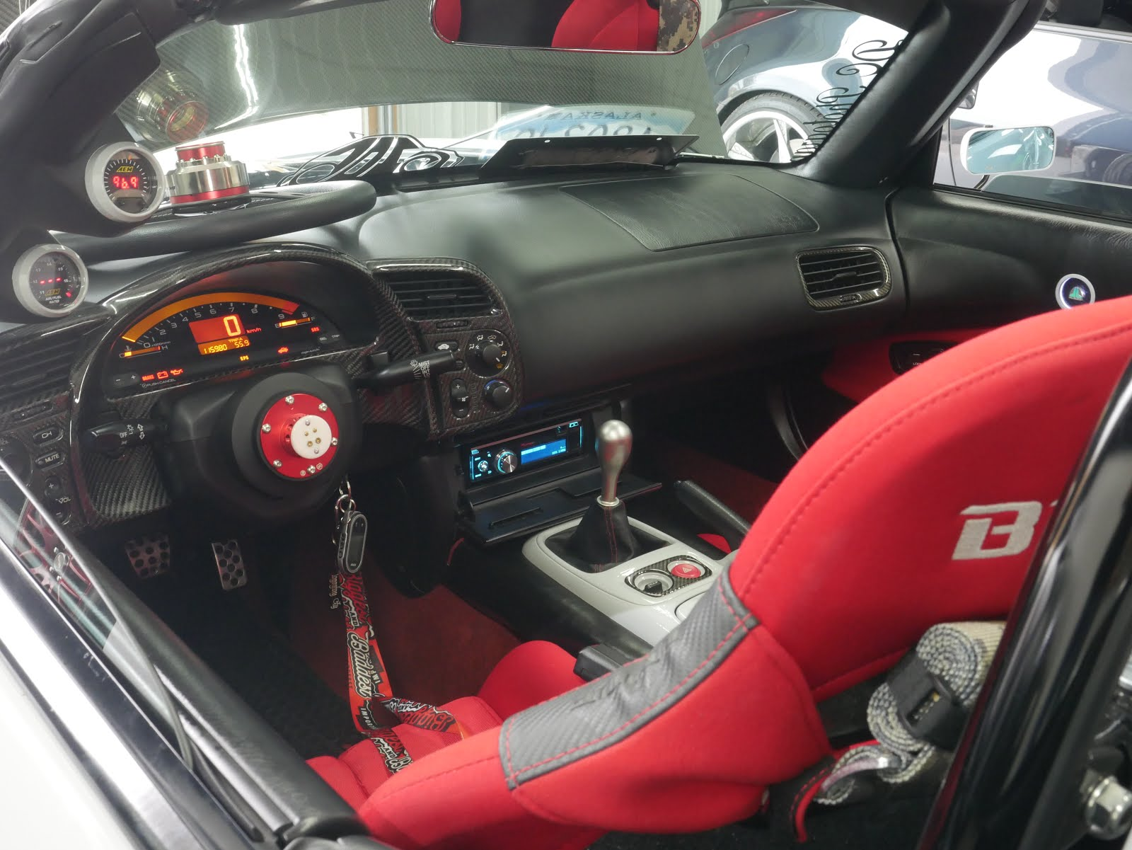 Btr Driver Profile Gerbie Reyes 2001 Honda S2000 Black