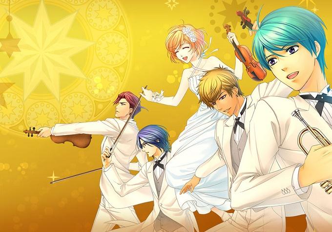La Corda D'Oro 4 Manga