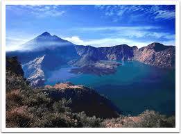 danau segara anak lombok