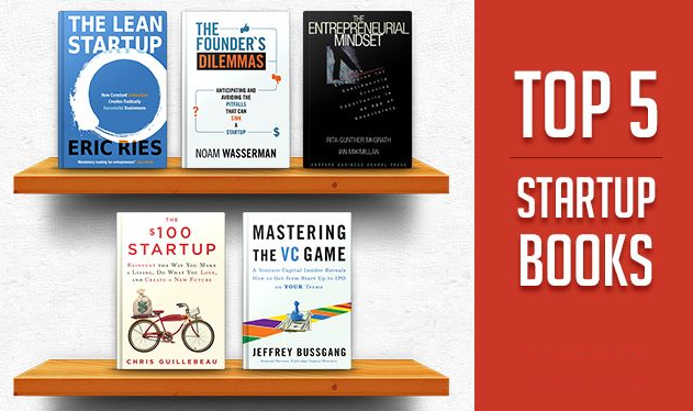 TOP 5 START BOOKS INDIA SHOULD READ