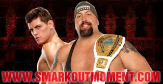 Watch Big Show vs Cody Rhodes Extreme Rules 2012 PPV