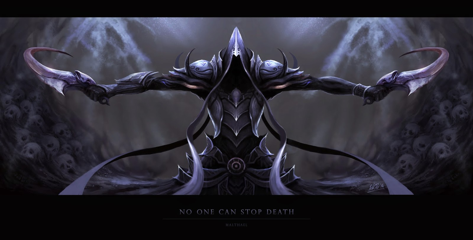 no one can stop death
