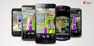SYGIC GPS Navigasi TERBARU v13.1.4 Android Full Map Indonesia