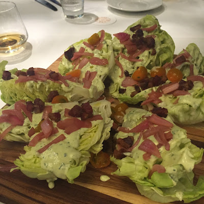 Butter Lettuce Wedge Salad