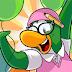 Club Penguin - Dia Internacional da Mão Esquerda