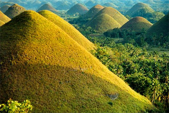Chocolate Hills Bohol Philippines Funnilogy