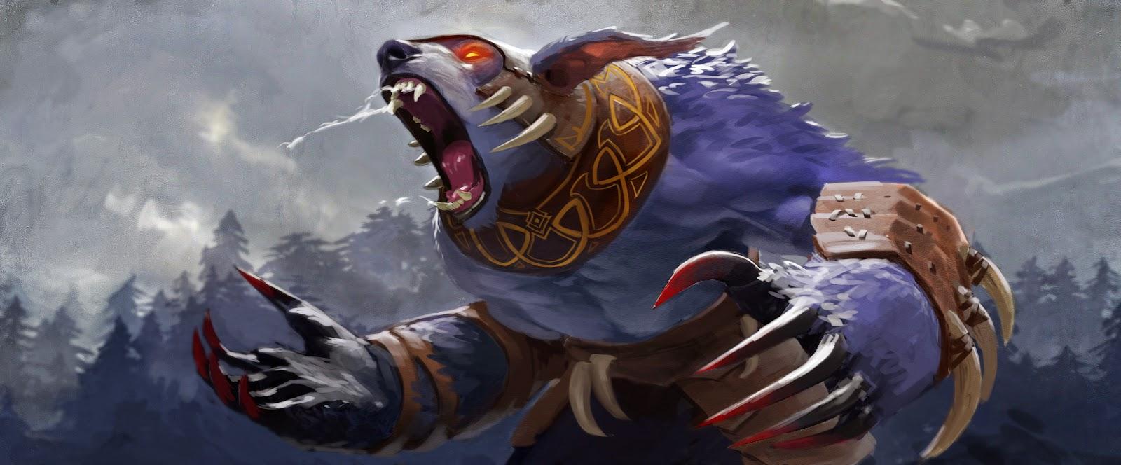Dota 2, Ursa: a guide on the hero