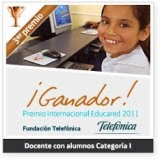 3 ER PREMIO INTERNACIONAL EDUCARED 2011