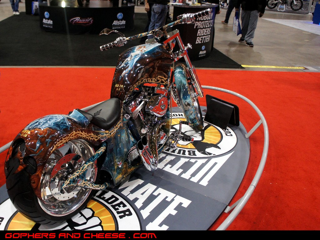 And cheese 2012 progressive international motorcycle show part 3
