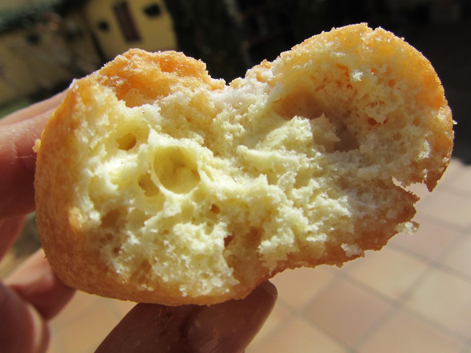 rosquillas horno esponjosas