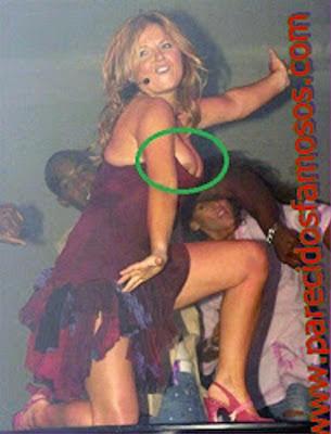 Geri Halliwell otra foto Descuidos de Famosos