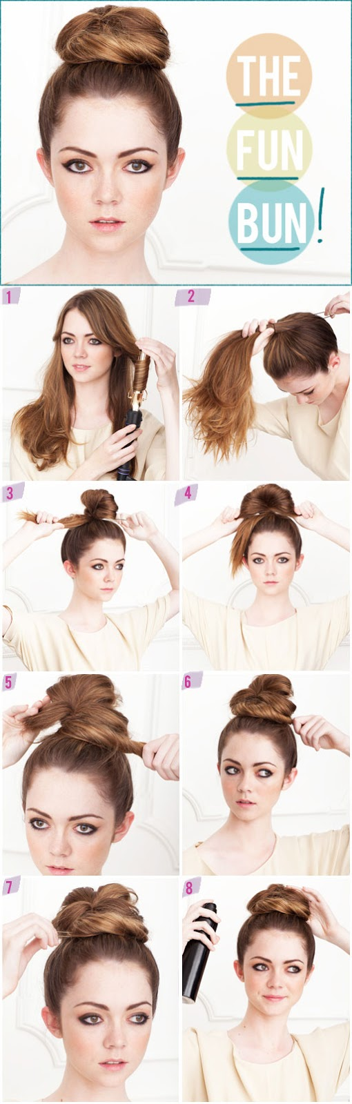 How to Make a Hair Bun for Your Wedding