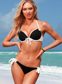 Candice Swanepoel Photo shoot, Victoria's Secret Photo shoot