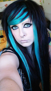 Scene Hair Color Ideas