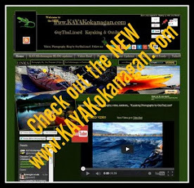 The NEW www.KAYAKokanagan.com