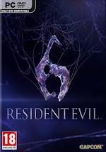 residen evil 6