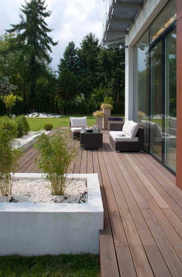Casas minimalistas y modernas terrazas minimalistas i for Terrazas pequenas minimalistas