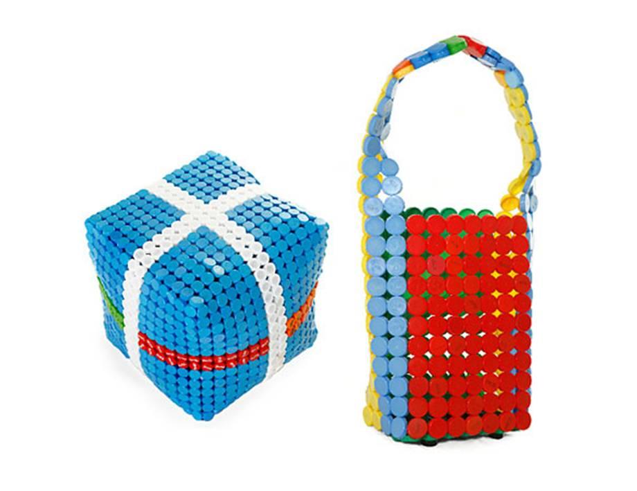 Actividades escolares manualidades con botellas de pl stico - Materiales para trabajos manuales ...