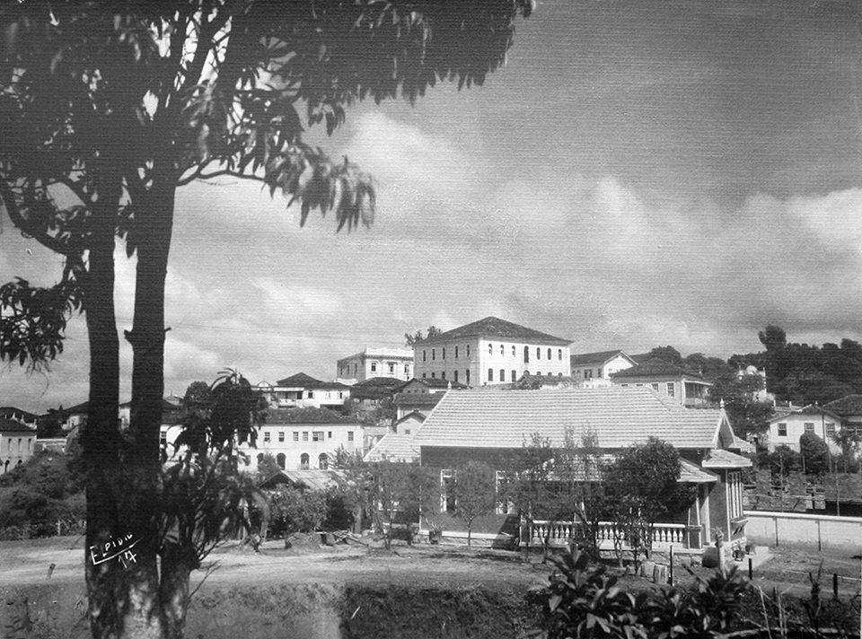 Barbacena vista parcial 1930