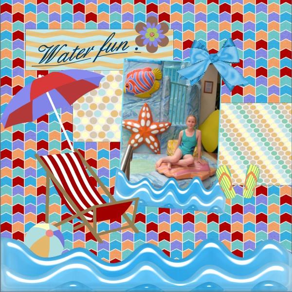 July 2016 lo 2 - Water fun