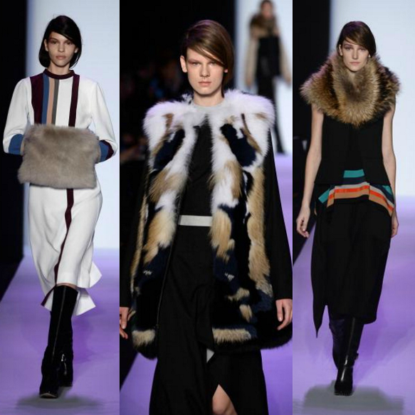 BCBG Max Azria Fall 2014, New York Fashion Week, NYFW Fall 2014