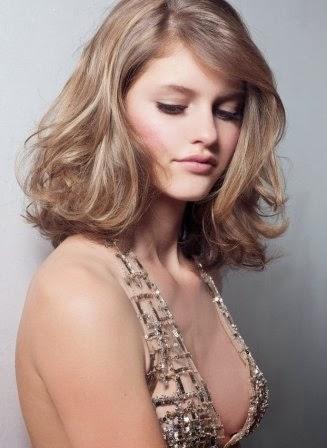 Häufig Coiffure Cheveux Mi Long BoucléS 2015 | Cheveux BoucléS 2015 NY15