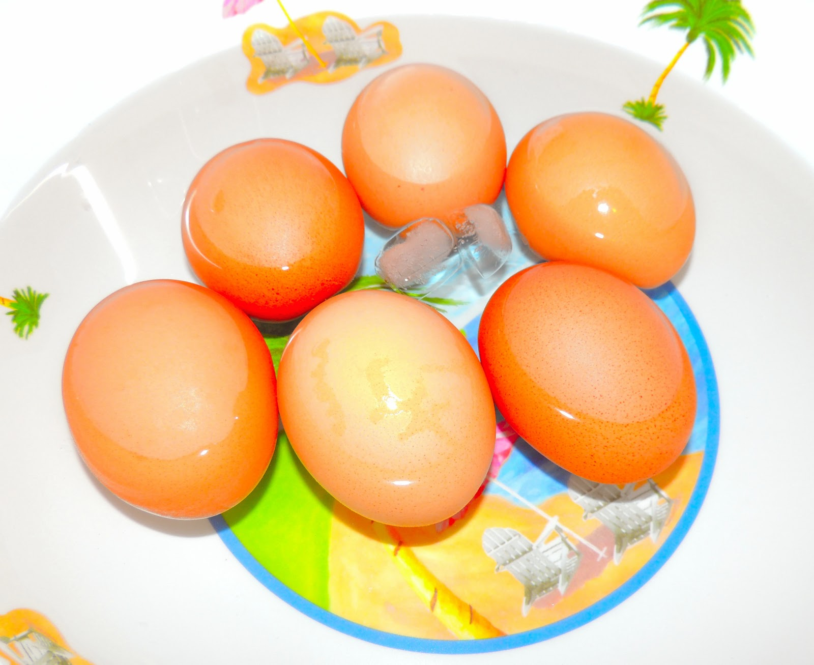 how to cook hard boiled eggs on stove