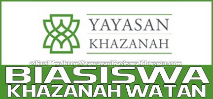 Tawaran Biasiswa Khazanah Watan untuk peringkat Ijazah Pertama dalam bidang Perubatan | Scholarship