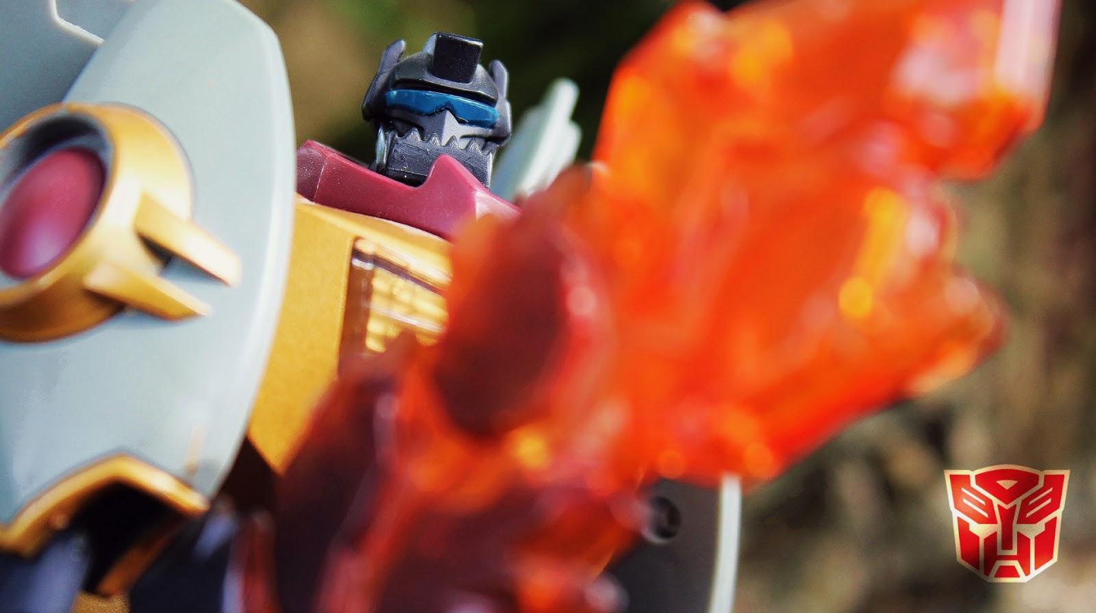 Transformers Animated Voyager Grimlock Dinobots Autobots
