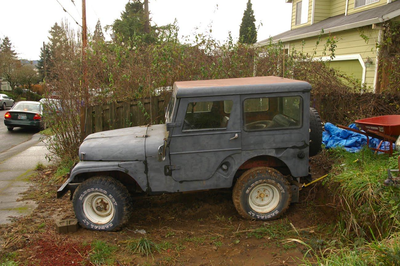 old parked cars 1983 jeep cj 5. Black Bedroom Furniture Sets. Home Design Ideas