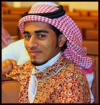 Summer men wear in the arabs