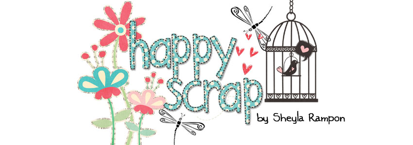 Happy Scrap - by Sheyla Rampon