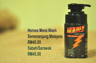nanafa beauty heroes mens wash