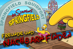 die Simpsons Springfield Freundesliste